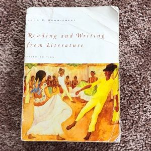 Reading and Writing from Literature Textbook